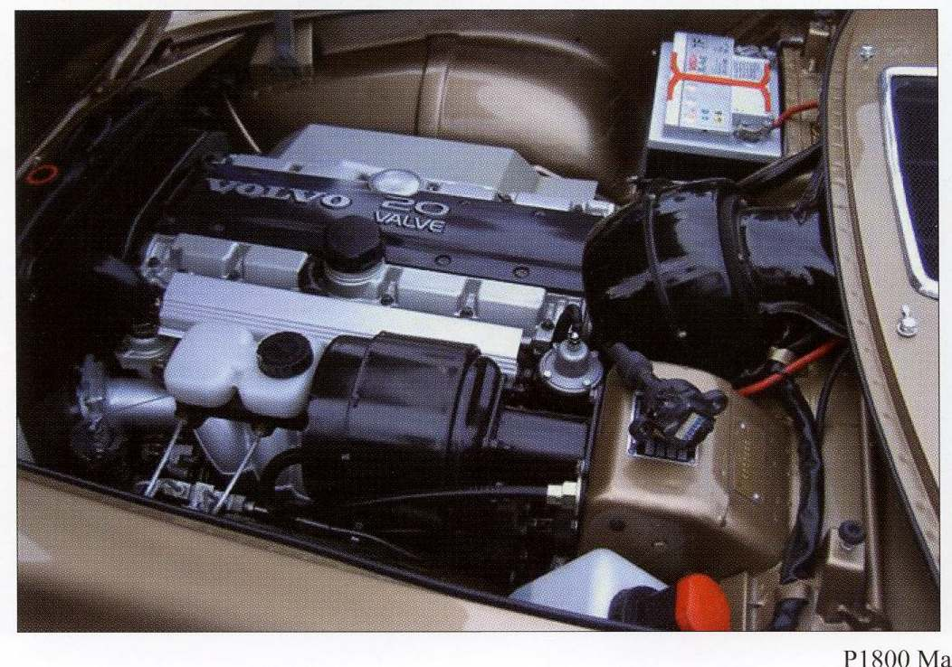 Valve B on Volvo 850 Engine Swap